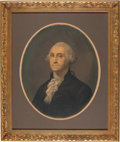 Political:3D & Other Display (pre-1896), George Washington: Handsome Chromolithograph....