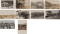 Western Expansion:Goldrush, Real Photo Postcards: Ten Colorado Town & Mine Scenes,...(Total: 10 Items)