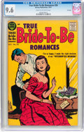 Silver Age (1956-1969):Romance, True Bride-to-Be Romances #26 File Copy (Harvey, 1957) CGC NM+ 9.6Cream to off-white pages....