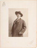 Photography:Cabinet Photos, Photograph of W. F. Cody....