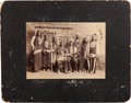 Photography:Cabinet Photos, Photograph, Pawnee and Sioux Chiefs....