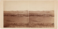 "Stereoview: ""Camp Robinson, Nebraska"""