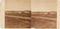Photography:Stereo Cards, Albumen Stereoview: Camp Robinson....