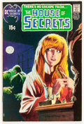 Bronze Age (1970-1979):Horror, House of Secrets #92 (DC, 1971) Condition: VF....