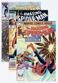 Modern Age (1980-Present):Superhero, The Amazing Spider-Man Group (Marvel, 1983-91) Condition: AverageVF/NM.... (Total: 51 Comic Books)