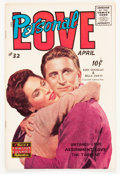 Golden Age (1938-1955):Romance, Personal Love #32 (Famous Funnies, 1955) Condition: VF-....
