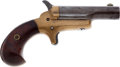 Handguns:Derringer, Palm, Colt Third Model Standard Issue Derringer....