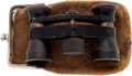 Entertainment Collectibles:Theatre, Scarce Pair of Ruka German Opera Glasses with Coin Purse Holster....