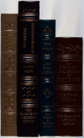 Books:Medicine, [Medicine]. Group of Four Leather Bound Books from the Classicsof Medicine Library. Overall fine condition.... (Total: 4Items)