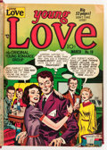 Golden Age (1938-1955):Romance, Young Love V3#1-12 Bound Volume (Prize, 1951-52)....