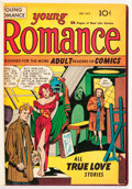 Golden Age (1938-1955):Romance, Young Romance Comics V1#1-6 Bound Volume (Prize, 1947-48)....