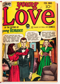 Golden Age (1938-1955):Romance, Young Love #1-6 Bound Volume (Prize, 1949)....