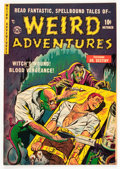 Golden Age (1938-1955):Horror, Weird Adventures #3 (P.L. Publishing Co., 1951) Condition: VF-....