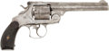 Handguns:Double Action Revolver, Smith & Wesson First Model Frontier Double Action Revolver. ...