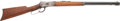 Long Guns:Lever Action, Winchester Model 1892 Takedown Lever Action Rifle. ...