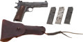 Handguns:Semiautomatic Pistol, Customized Colt Model 1911 Semi-Automatic Pistol.... (Total: 2 Items)