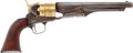 Handguns:Other, Customized Colt Model 1860 Army Percussion Revolver....