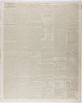 "Miscellaneous:Newspaper, [Andrew Jackson]. Washington National Intelligencer ""TheDeath of Gen. Jackson"", June 17, 1845. Toned, with some..."