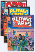 Magazines:Science-Fiction, Planet of the Apes Group (Marvel, 1974-75) Condition: AverageFN/VF.... (Total: 22 Comic Books)