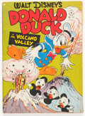 Golden Age (1938-1955):Cartoon Character, Four Color #147 Donald Duck (Dell, 1947) Condition: FN....