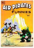 Bronze Age (1970-1979):Alternative/Underground, Air Pirates Funnies #2 (Hell Comics Group, 1971) Condition: FN/VF....