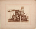 Photography:Official Photos, Photo of Buffalo Bill and Others....