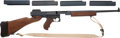 Long Guns:Semiautomatic, Auto-Ordnance Thompson Model 1927 A1 Semi-Automatic Carbine....