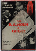 Books:Mystery & Detective Fiction, Erle Stanley Gardner. The D.A. Holds a Candle. WilliamMorrow and Company, 1938. First edition. Hardbound in dus...