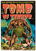 Golden Age (1938-1955):Horror, Tomb of Terror #1 (Harvey, 1952) Condition: FN....