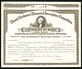 Miscellaneous:Other, Mount Rushmore Memorial Inscription Competition Certificate ofMerit For Text Submitted For Mount Rushmore National Memorial H...(Total: 2 items)
