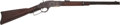 Long Guns:Lever Action, Winchester Third Model 1873 Lever Action Saddle Ring Carbine....