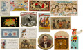 Advertising:Tobacciana, Tobacco Trade Cards.... (Total: 15 Items)