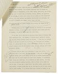 Autographs:U.S. Presidents, Richard Nixon: Extensively Annotated Interview Transcript....