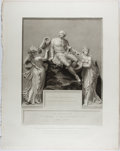 Books:Prints & Leaves, Boydell [publisher]. Engraved Print of Shakespeare. Boydell, 1796.Approx. 26.75 x 21 inches. Mild edge toning. Overall fine...
