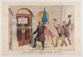 "Political:Posters & Broadsides (1896-present), William McKinley: ""The Lockout is Ended"" Poster...."