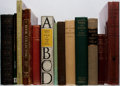 Books:Books about Books, [Books About Books]. Lot of Thirteen Titles Related to Books and Book Collecting. [Various publishers, various dates]. Gener... (Total: 13 Items)