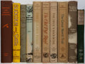 Books:Americana & American History, [American Western History]. Lot of Ten Titles of Western History.[Various publishers, dates]. Various editions. Generally g...(Total: 10 Items)