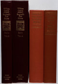 Books:Books about Books, [Books About Books]. Lot of Three Titles (in Four Volumes) Related to Printing and Fine Press Books. [Various publishers, va... (Total: 4 Items)