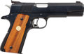 Handguns:Semiautomatic Pistol, Colt MK-IV Series 70 Gold Cup National Match Semi-AutomaticPistol.... (Total: 2 Items)