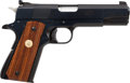 Handguns:Semiautomatic Pistol, Post-War Colt Ace Service Model Semi-Automatic Pistol....