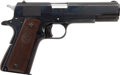 Handguns:Semiautomatic Pistol, Post-War Colt Super .38 Semi-Automatic Pistol....
