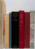 Books:Books about Books, [Books About Books]. Lot of Seven Titles Related to Books and Book Collecting. [Various publishers, various dates]. Various ... (Total: 7 Items)
