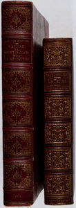 Books:World History, Edmond and Jules de Goncourt. Two Illustrated Titles by the de Goncourts, including: Histoire de la Society Francaise Pe... (Total: 2 Items)