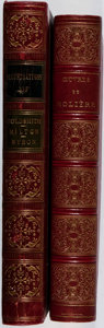 Books:Literature Pre-1900, [Illustrated Books]. Lot of Two Illustrated Books on LiterarySubjects, including: Oliver Goldsmith, John Milton, Lord Byr...(Total: 2 Items)