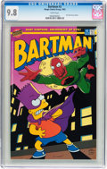 Modern Age (1980-Present):Cartoon Character, Bartman #2 (Bongo Comics Group, 1994) CGC NM/MT 9.8 White pages....