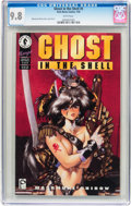 Modern Age (1980-Present):Miscellaneous, Ghost In the Shell #5 (Dark Horse, 1995) CGC NM/MT 9.8 White pages....