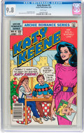Modern Age (1980-Present):Humor, Katy Keene Special #9 (Archie, 1985) CGC NM/MT 9.8 White pages....
