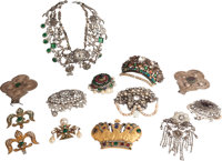 An Enormous Collection of Replica Faux 'Crown Jewels' from Various Metro-Goldwyn-Mayer Films, 1930s-1940s