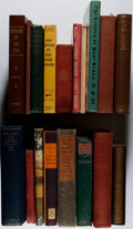Books:Americana & American History, [California]. Includes Industrial Histories, Gold, and Other. Groupof 18 Books. Generally good or better condition.... (Total: 18Items)