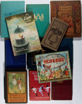 Books:Children's Books, [Children's Books]. Lot of Twelve Children's Books. [Variouspublishers, dates]. Various editions. Generally good or better....(Total: 12 Items)